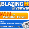 DailyScoup's Blazing Hot Giveaway – WIN a Kindle Fire!!!