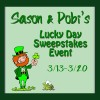 Blogger Event: Lucky Day Sweepstakes