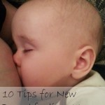 tips for breastfeeding