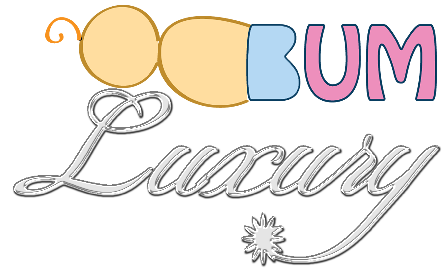 bum luxury logo