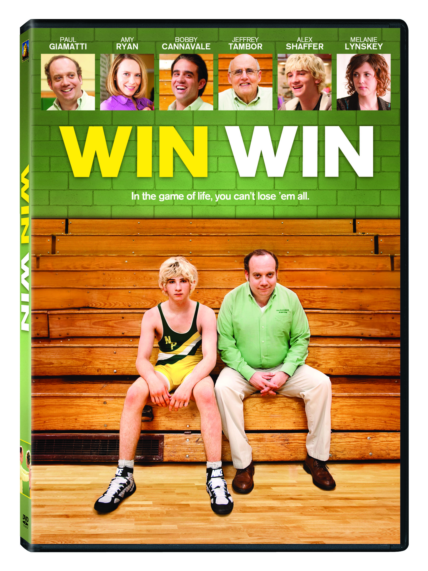 Win Win DVD cover