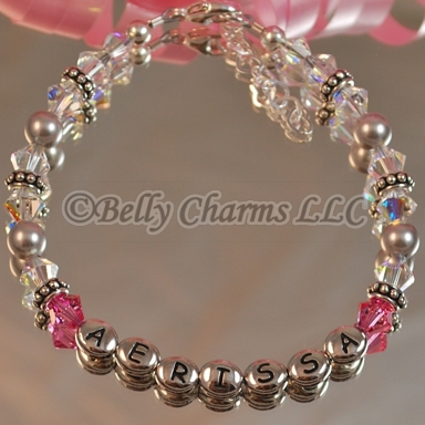 bellycharms mothers bracelet