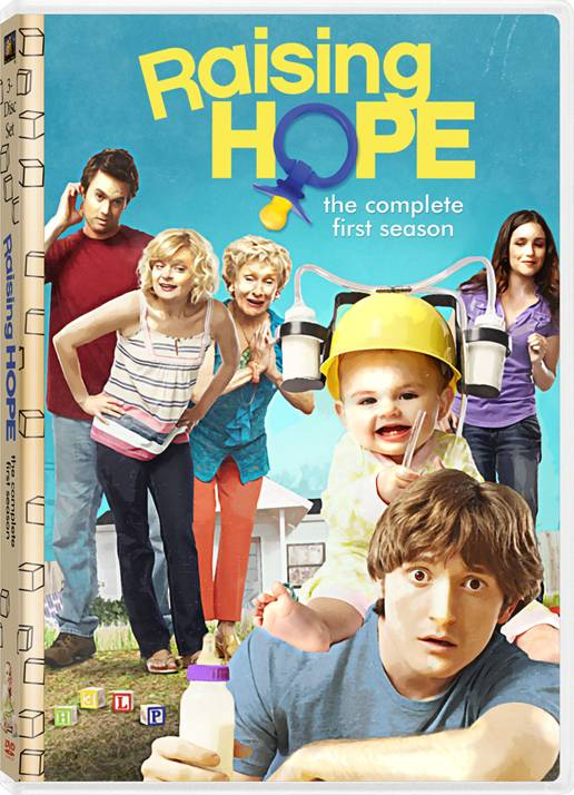 raising hope box art