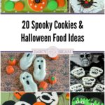 Looking for fun Halloween food ideas? These Halloween food ideas feature spooky, delicious, and fun cookies and treats perfect to make for your kids class party or a fun family-friendly party!