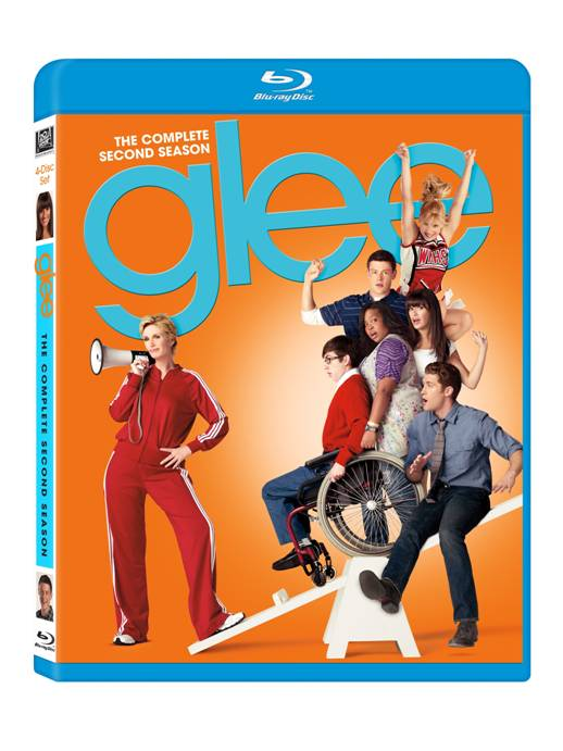 glee 2 box art