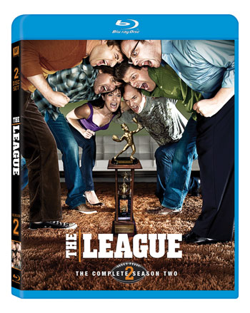 the league 2 boxart