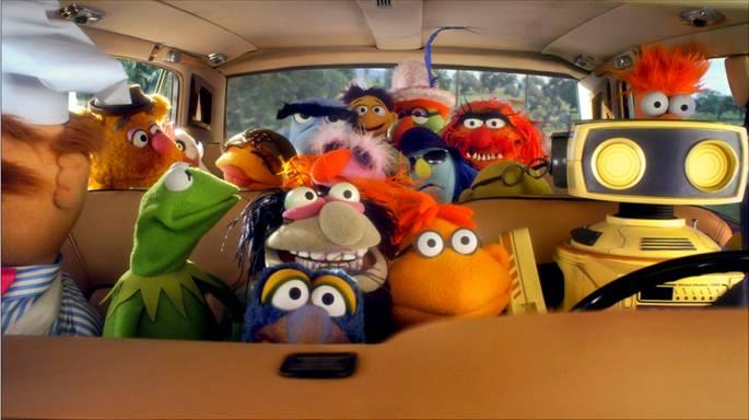 muppets car