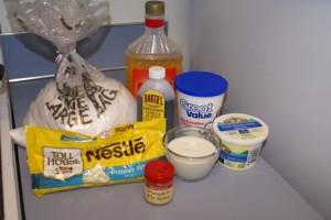 Pumpkin fudge recipe ingredients