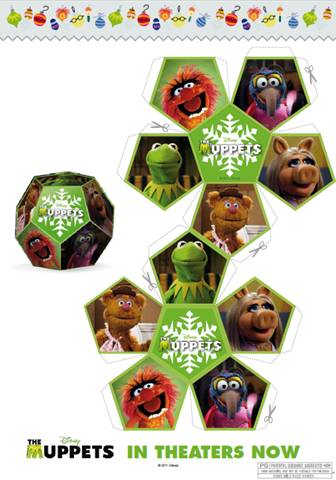 muppet ornaments