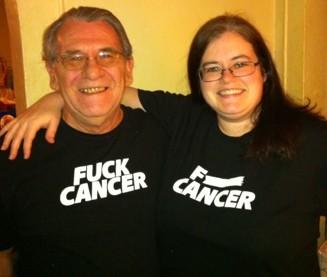 fuck cancer shirt