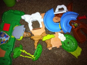 fisher price rock and play instructions
