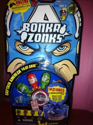 bonkazonks marvel face case
