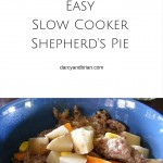 Easy slow cooker Shepherd's Pie Recipe