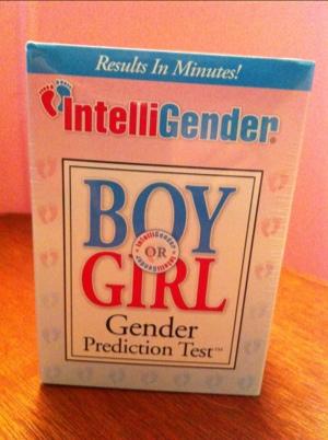 More Gender Prediction Tests