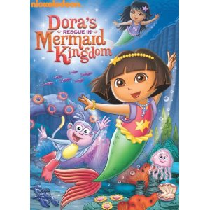 dora mermaid kingdom