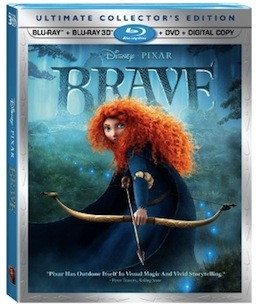 brave bluray combo pack