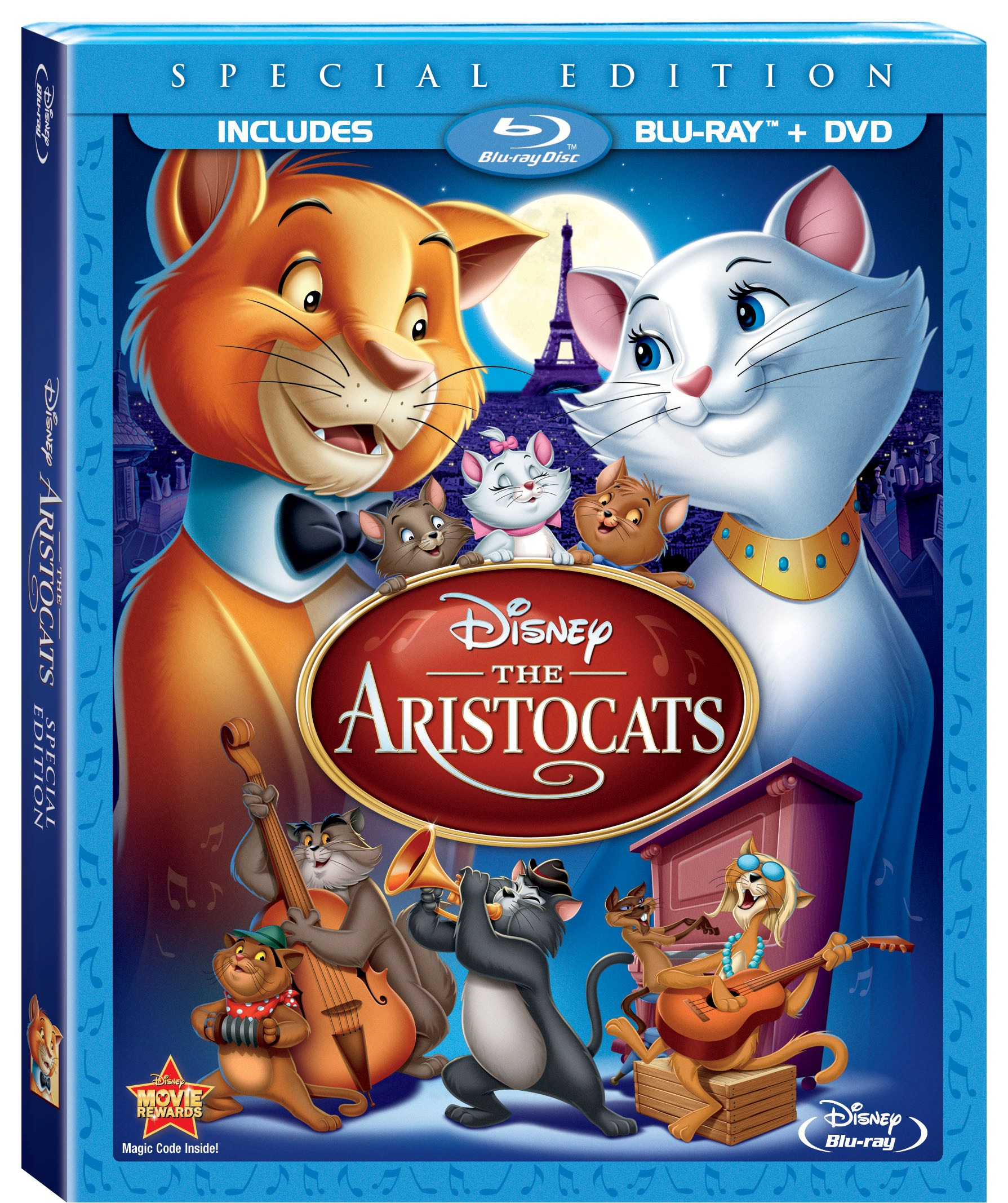 TheAristocatsBluray