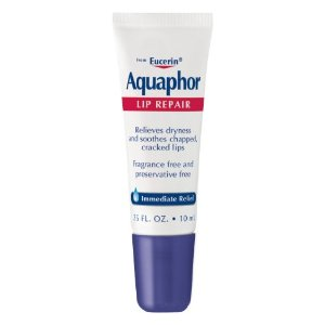 aquaphor lip repair
