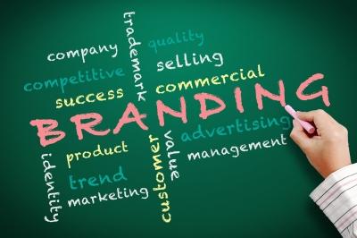 branding on chalkboard-fdp