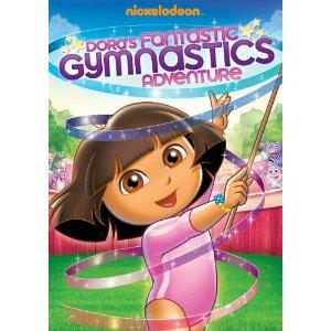 dora gymnastics dvd