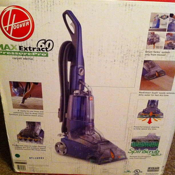 hoover max extract 60 in box