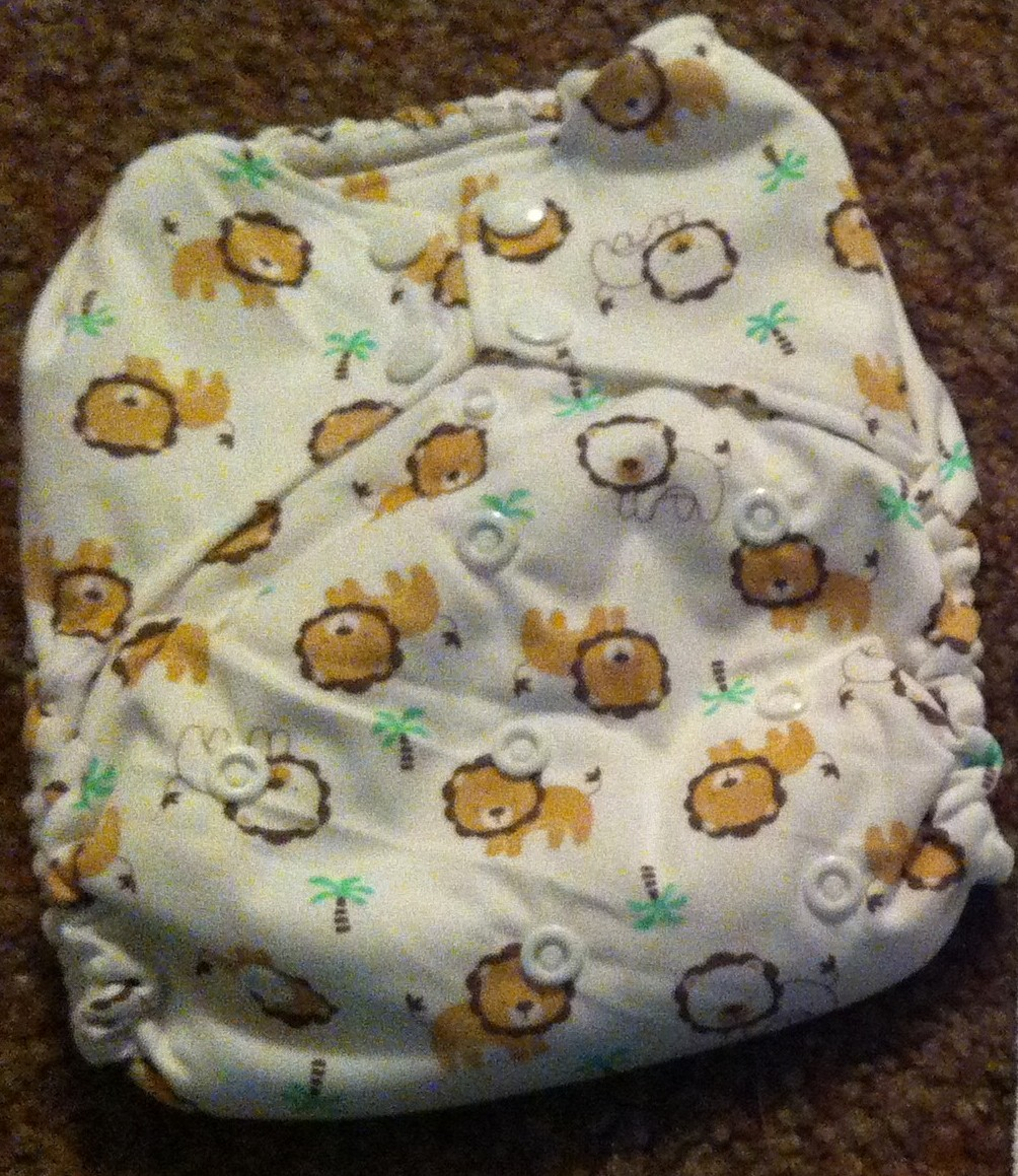 koala huggerz cloth diaper