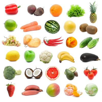 fruits and vegetables fdp