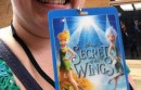 secret of the wings press badge