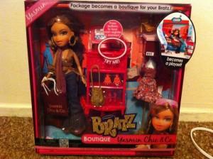 yasmin bratz boutique doll