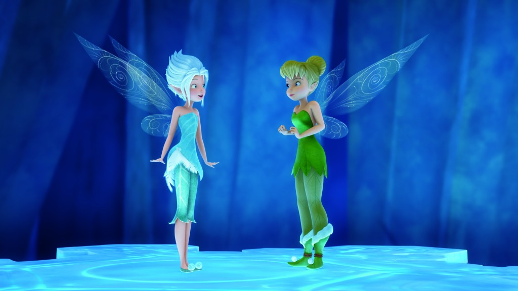 tinkerbell and periwinkle