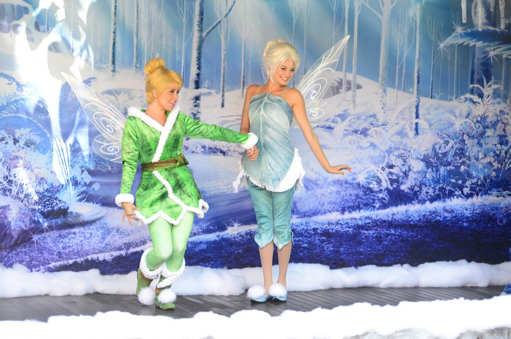 I Met Tinker Bell and Her Sister Periwinkle! # ...