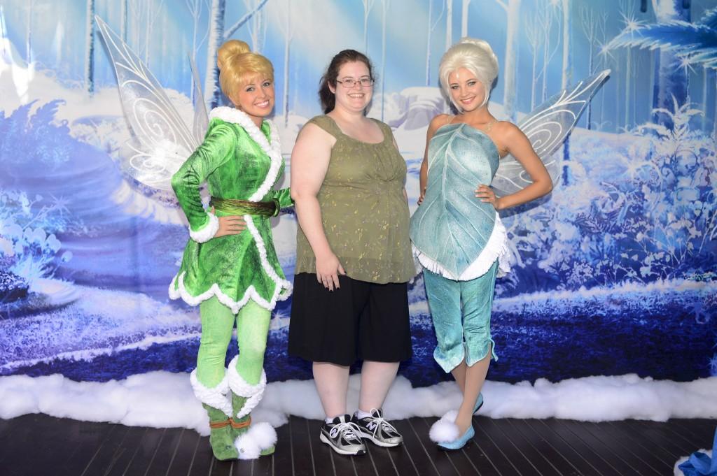 disney fairies cast members