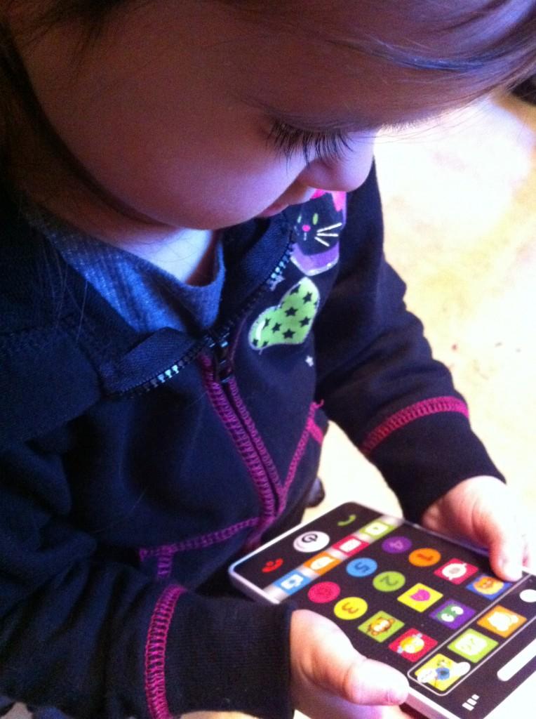 toy smartphone