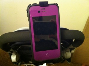 lifeproof bike stroller mount