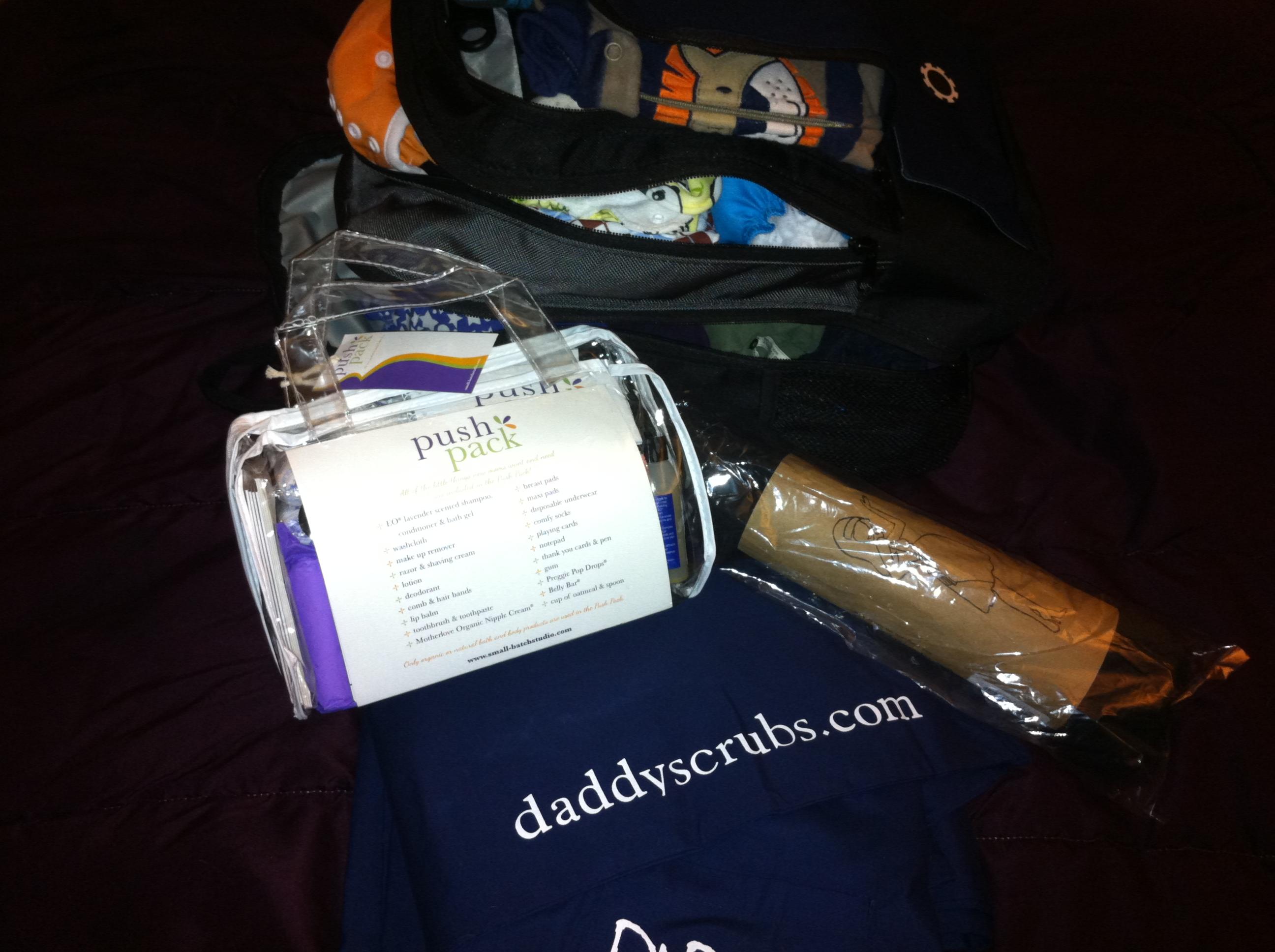 labor bag