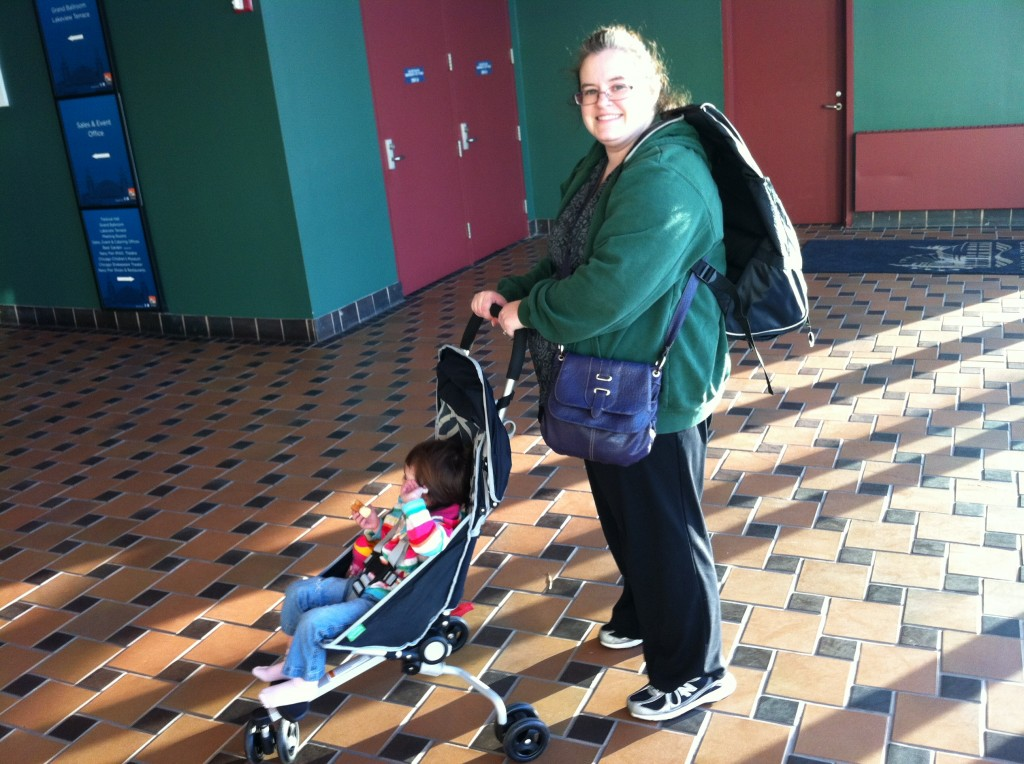 quicksmart stroller