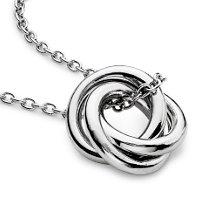 blue nile infinity knot pendant