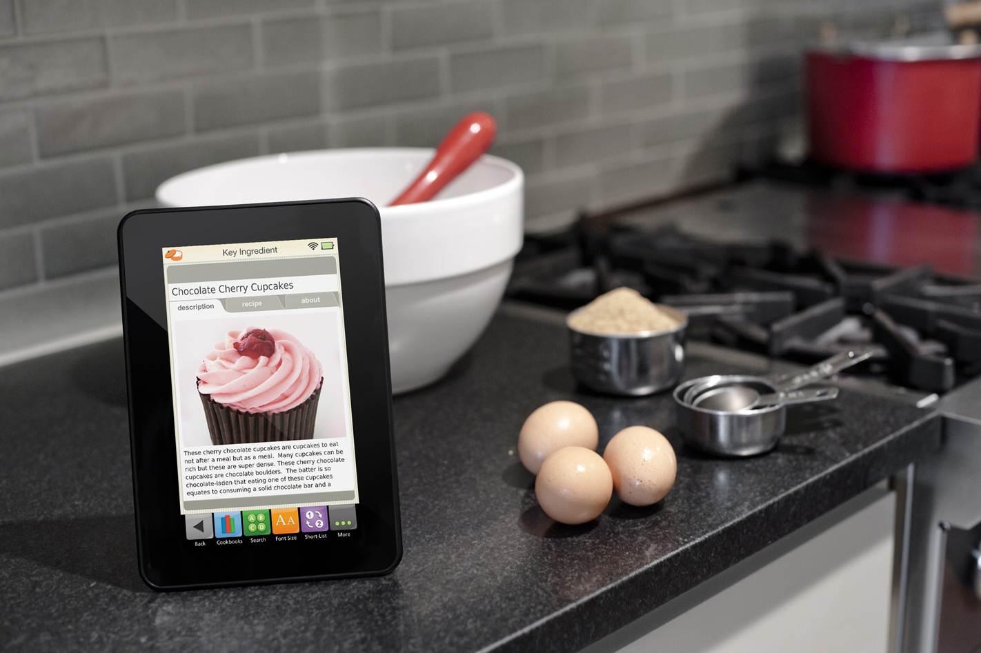 key ingredient recipe reader