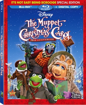 muppet christmas carol box