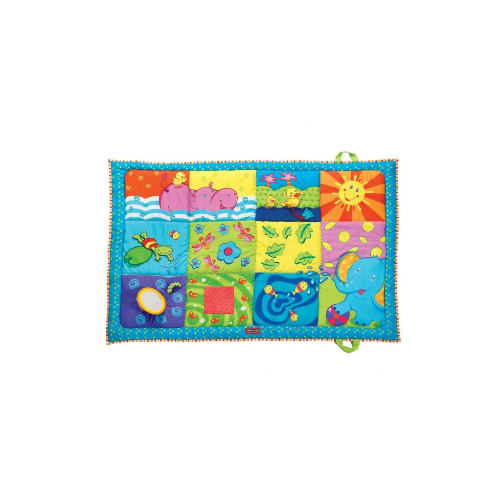 tiny love super activity mat
