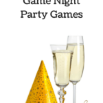 Planning a New Year's Eve game night party? Check out these ideas for fun card games and board games perfect for parties! #newyearseve #gamenight #boardgames #partygames