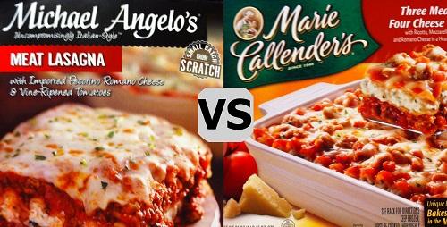 lasagna taste challenge