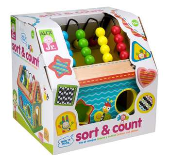 sort and count
