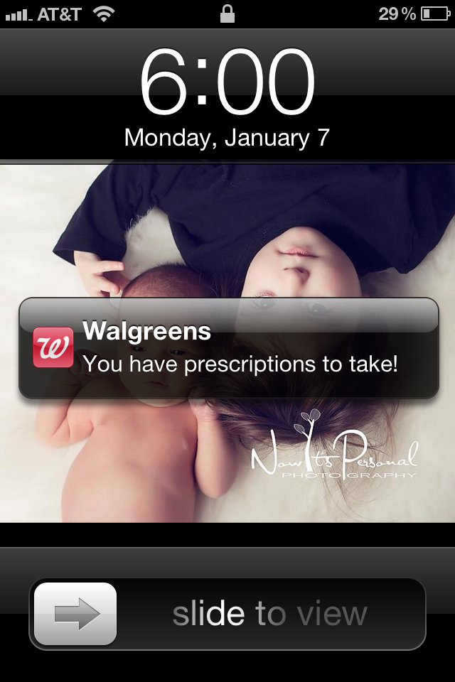 walgreens mobile app pill reminder