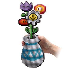 8bit flowers