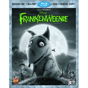 frankenweenie blu ray box