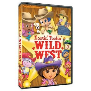 nickjr wild west