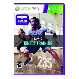 nike kinect training game