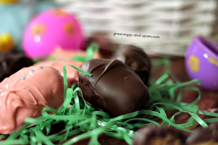 Homemade Peanut Butter Easter Eggs Recipe