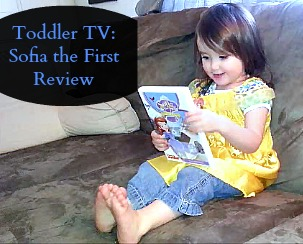 Toddler TV Sofia the First